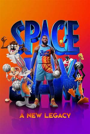 Space Jam:A new legacy