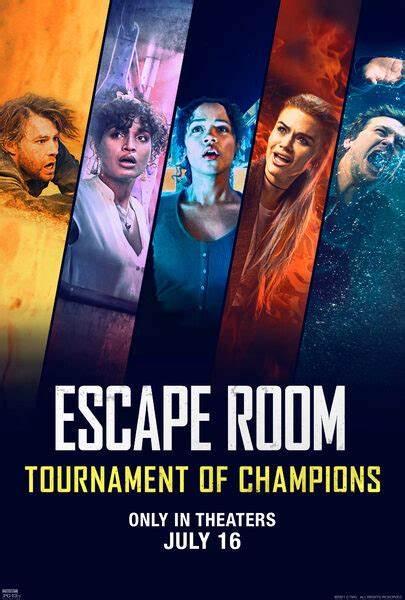 Escape Room:Tournament Of Champions