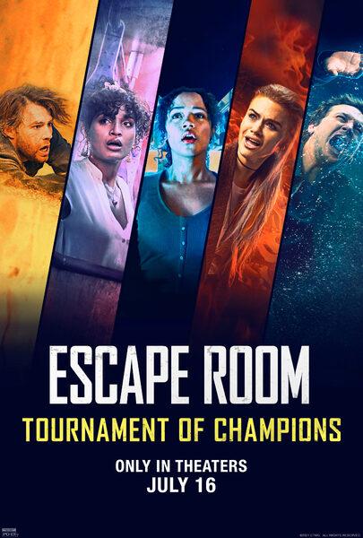 Escape Room : Tournament of the champions