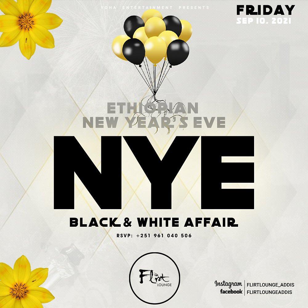 NYE Black & White Affair
