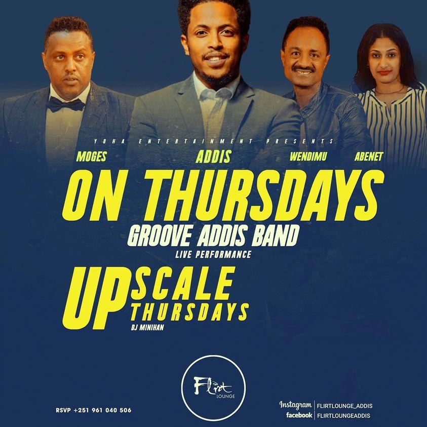 Upscale Thursdays