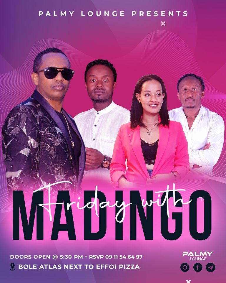 Friday With Madingo