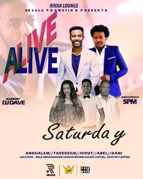 Live Band Saturday
