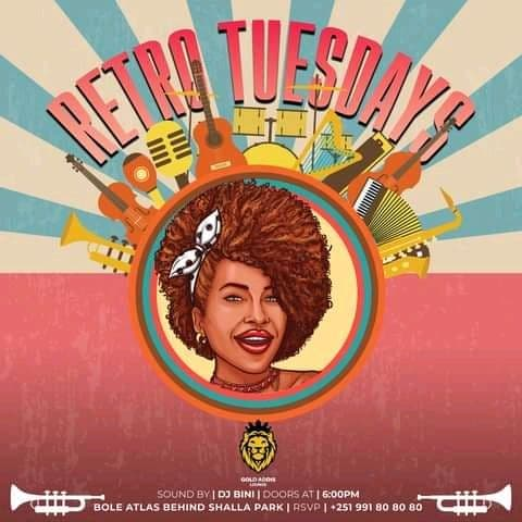 Retro Tuesdays