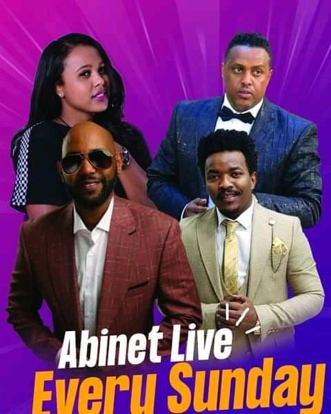 Abinet Live Every Sunday