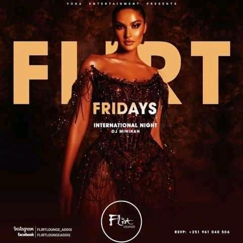 Flirt Fridays