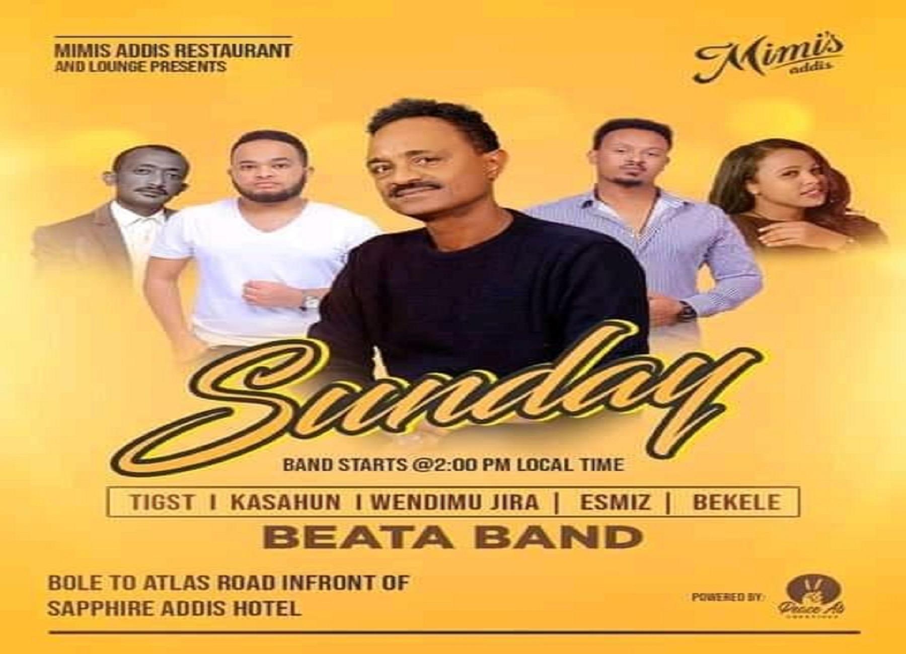 Sunday Beata Band