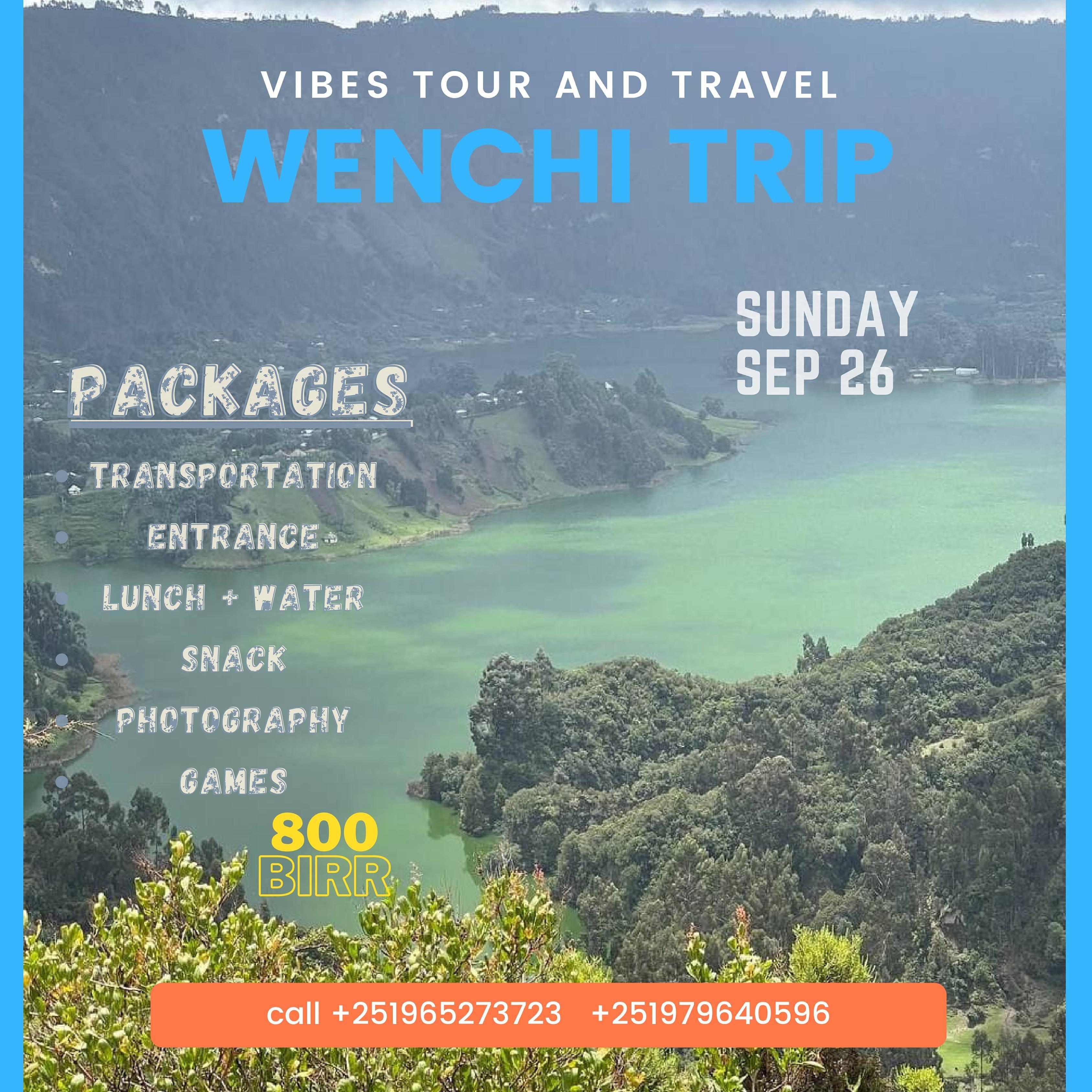 Wenchi Trip