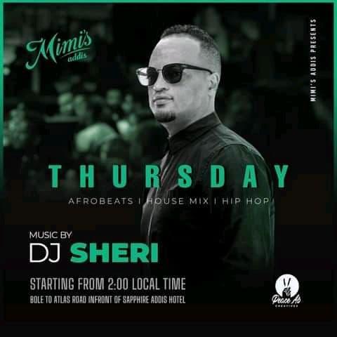 Thursday with Dj Sheri