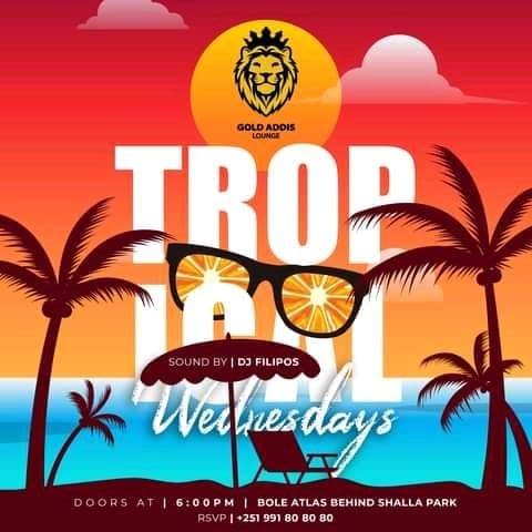 Tropical Wednesdays