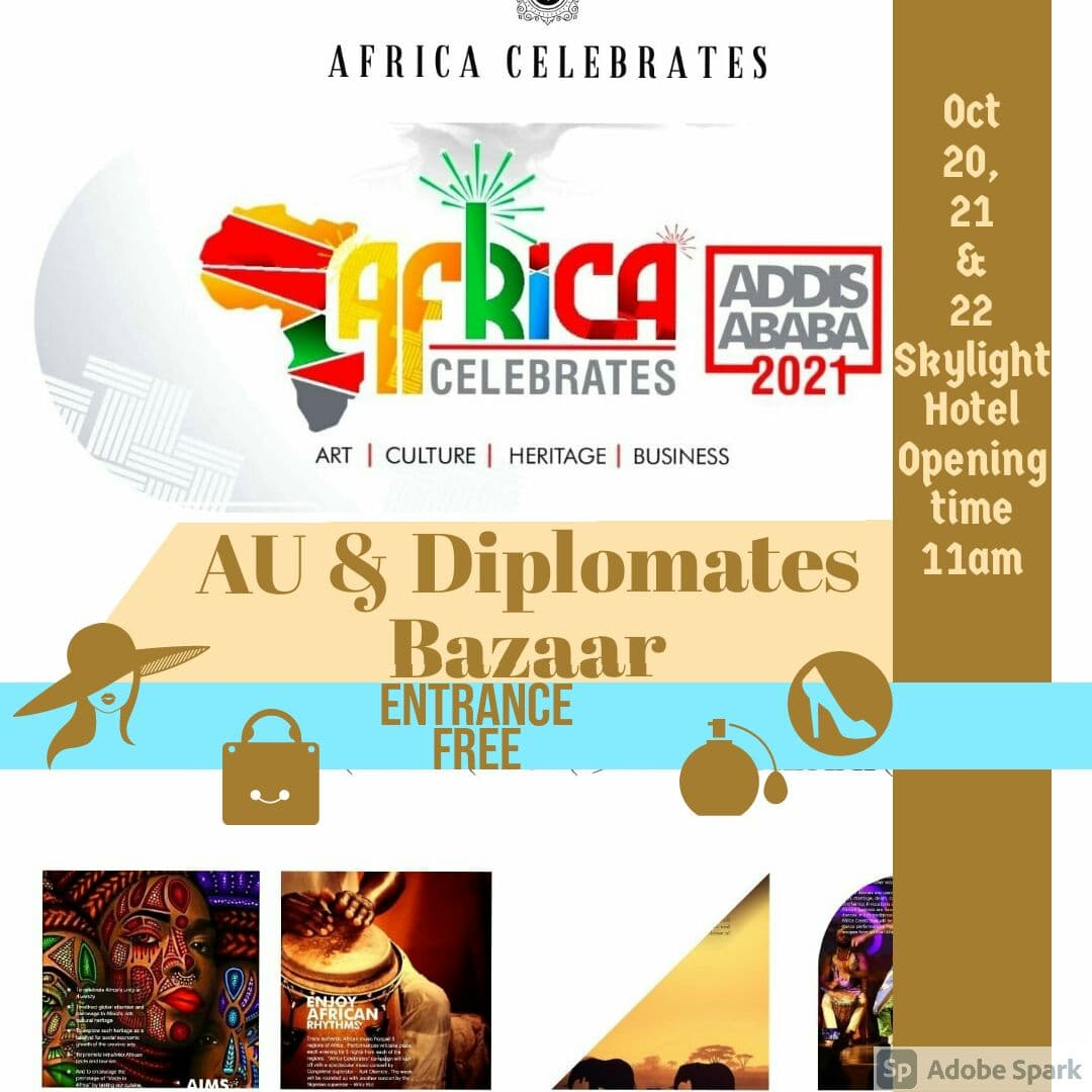 AU & Diplomates Bazaar