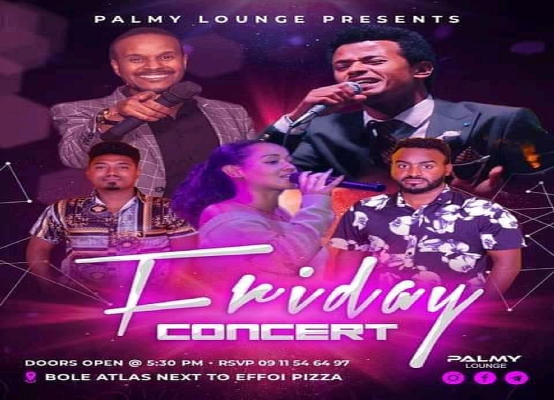 Friday Concert