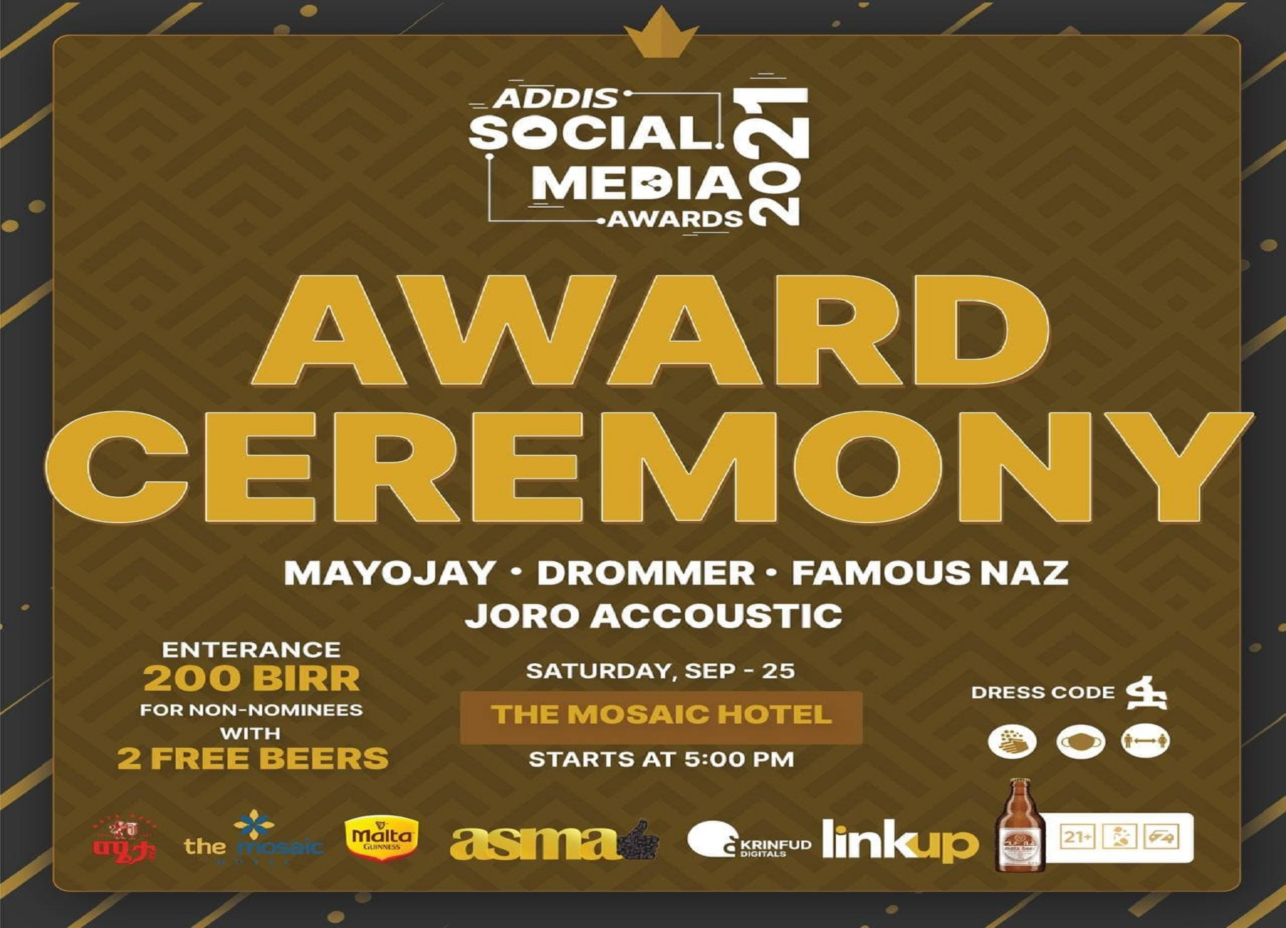 Addis Social Media Award
